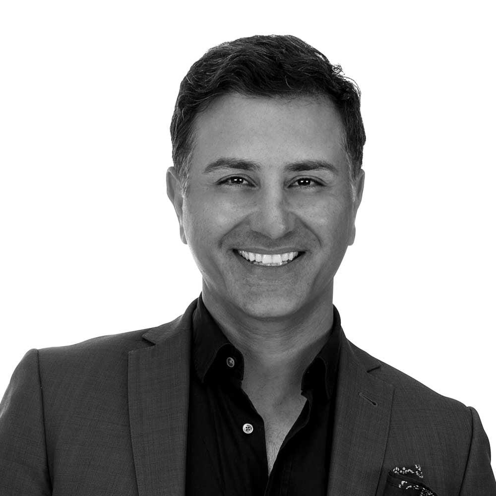 Dr Fadi Yassmin.